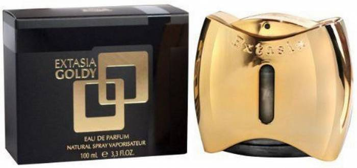 imagine 0 Parfum New Brand Extasia Goldy Women 100ml EDP pf903021