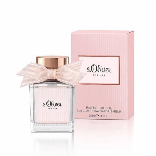 imagine 0 Parfum S. Oliver for Her edt 30 ml 879052