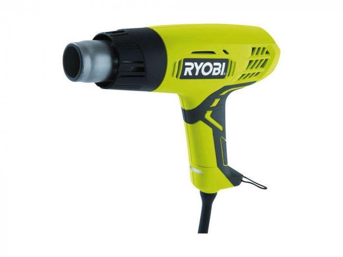 imagine 0 Pistol cu aer cald electric 2000 W EHG2000 Ryobi 5133001137