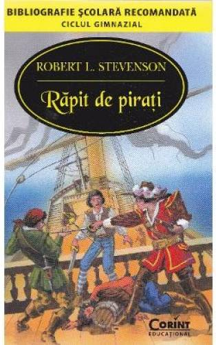 imagine 0 Rapit de pirati ed.2014 - Robert L. Stevenson 978-606-8668-41-3