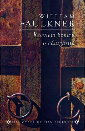 imagine 0 Recviem pentru o calugarita - William Faulkner 973-8251-85-1