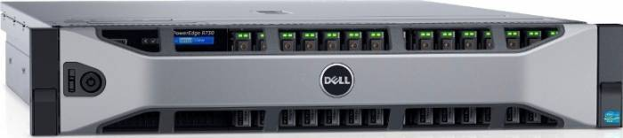 imagine 0 Server Configurabil Dell PowerEdge R730 Intel Xeon E5-2630v3 noHDD 16GB dper730e52630v316gnhi-05