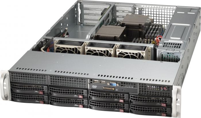 imagine 0 Server Configurabil Supermicro 2U SYS-6027R-72RF sys-6027r-72rf