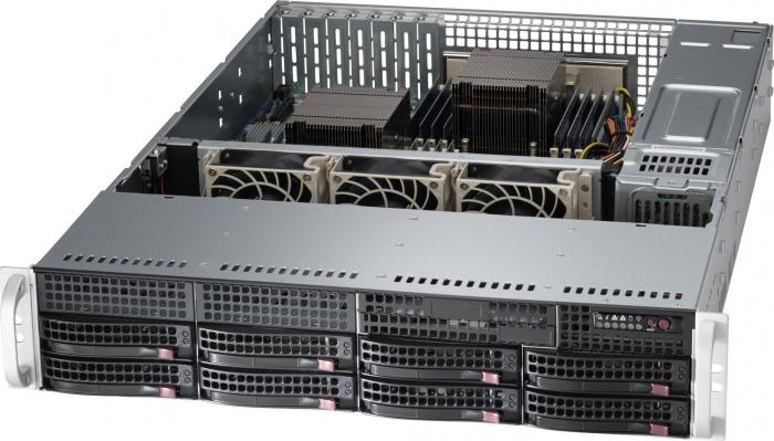 imagine 0 Server Configurabil Supermicro 2U SYS-6027R-73DARF sys-6027r-73darf