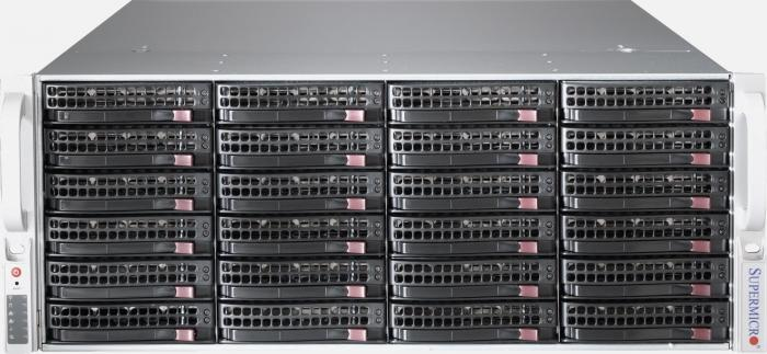 imagine 1 Server configurabil Supermicro 4U SSG-6047R-E1R24L ssg-6047r-e1r24l