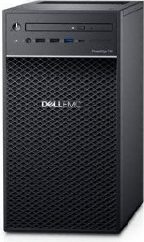 imagine 0 Server DELL PowerEdge T40 Tower Intel Xeon E-2224G 3.5GHz Coffee Lake 8GB RAM DDR4 UDIMM 1TB HDD 7.2K SATA 3.5 inch pet40e2224g8gb1tb3y-05