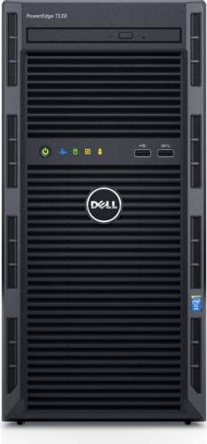 imagine 0 Server Dell PowerEdge T130 Xeon E3-1220v6 1TB 6Gbps 8GB PERC H330 iDRAC Port Card iDRAC8 LOM 1GBE pet1301c