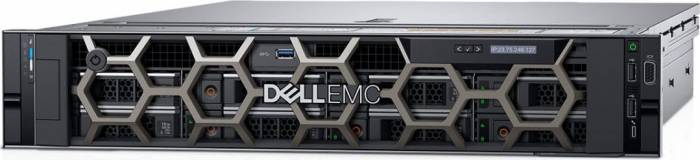 imagine 0 Server Dell PER740CEE02 PowerEdge Rack R740 Intel Xeon Silver Skylake 4110 120GB SSD 16GB 1000029747