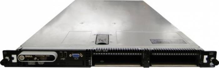 imagine 0 Server Dell PowerEdge 1950 III 2 Procesoare Intel Quad Core Xeon L5335 2.0 GHz rfb_23668