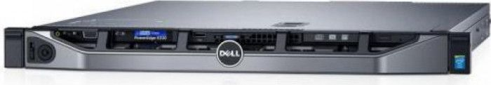 imagine 0 Server Dell PowerEdge R230 Intel Xeon E3-1220 v6 RAM 8GB PERC H330 HDD 1TB PSU 250W No OS per230e312208gb1tb