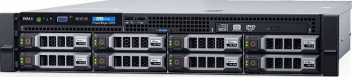 imagine 0 Server Dell PowerEdge R530 Intel Xeon E5-2609v3 2x 300GB 8GB dper530e52609v38gi-05