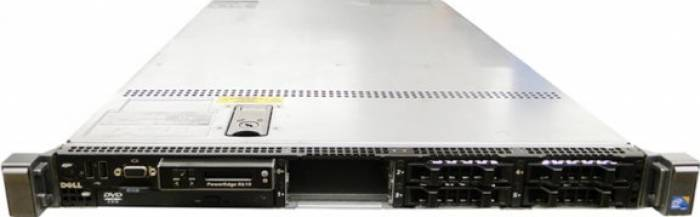imagine 1 Server DELL PowerEdge R610 2 x Intel Six Core Xeon E5649 48GB 2.88 TB SSD rfb_24970