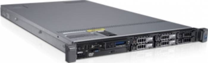 imagine 1 Server DELL PowerEdge R610 Rackabil 1U Intel Quad Core Xeon E5540 4GB rfb_32073