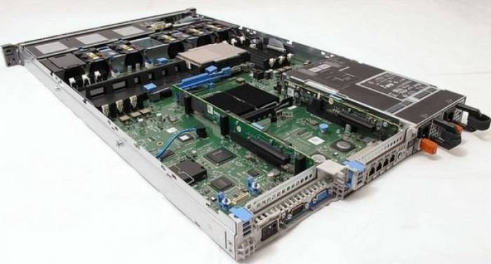 imagine 2 Server DELL PowerEdge R610 Rackabil 1U Intel Quad Core Xeon E5540 4GB rfb_32073