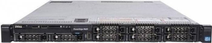 imagine 0 Server Refurbished Dell PowerEdge R620 2 x E5-2660 32GB 2 x 512GB SSD rfb_36209