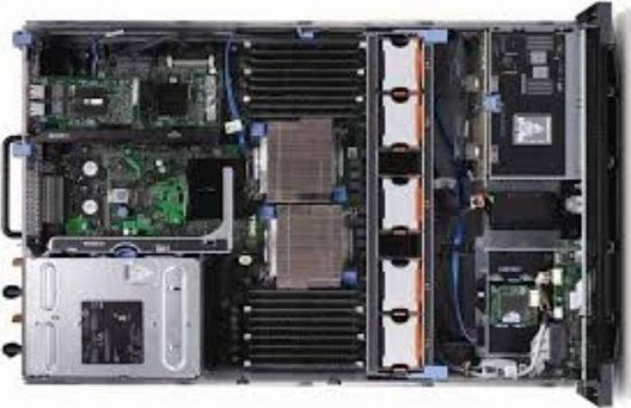 imagine 2 Server DELL PowerEdge R710 Rackabil 2U 2 x Intel Six Core Xeon X5690 48GB 2x480GB SSD rfb_30914
