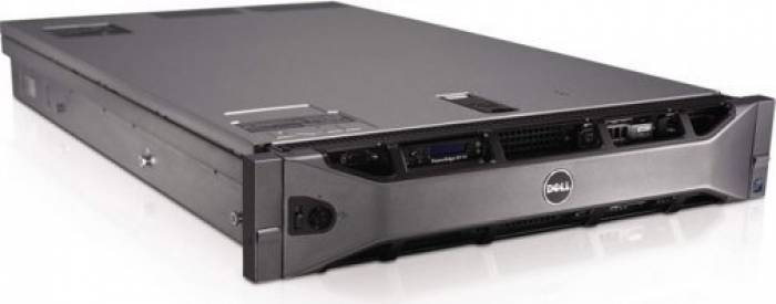 imagine 0 Server DELL PowerEdge R710 Rackabil 2U 2 x Intel Six Core Xeon X5690 48GB 2x480GB SSD rfb_30914