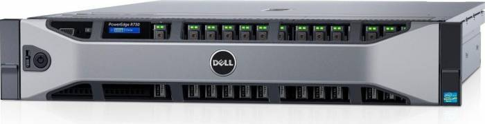 imagine 0 Server Dell PowerEdge R730 Intel Xeon E5-2620v4 120GB 16GB dper730e52620v416g120g-2.5-05