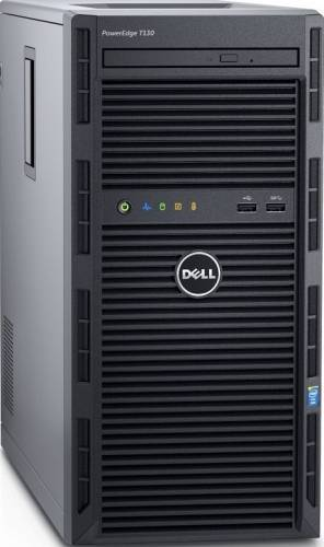 imagine 0 Server Dell PowerEdge T130 Xeon Kaby Lake E3-1220 v6 1TB 16GB pet130e316g1t220v
