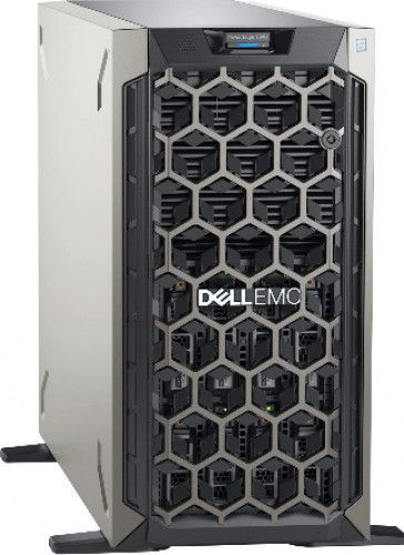 imagine 1 Server Dell PowerEdge T340 Intel Xeon E-2134 RAM 32GB HDD 2x 1.2TB PERC H730P PSU 2x 495W No OS pet340cee03