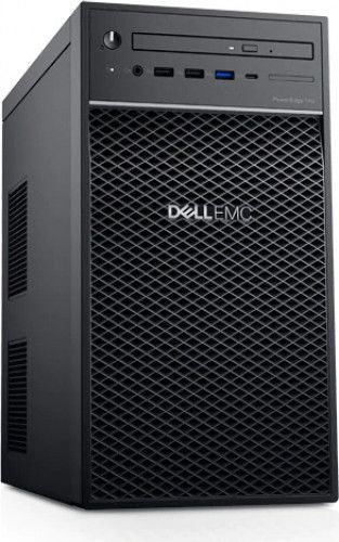 imagine 2 Server DELL PowerEdge T40 Tower Intel Xeon E-2224G 3.5GHz Coffee Lake 8GB RAM DDR4 UDIMM 1TB HDD 7.2K SATA 3.5 inch pet40e2224g8gb1tb3y-05