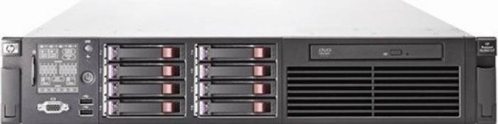 imagine 0 Server Refurbished HP ProLiant DL380 2 x X5650 72GB 8 x 240GB SSD abd7530/81240