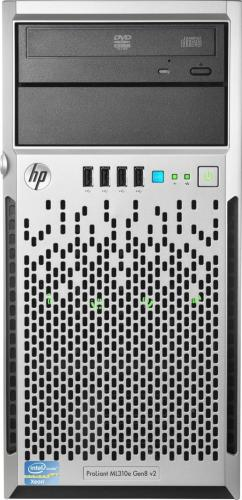 imagine 0 Server HP ProLiant ML310e Gen8 v2 E3-1220v3 2x1TB 1x4GB 470065-798