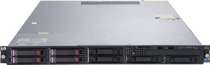 imagine 0 Server HP ProLiant SE316M1 G6 2 x Xeon X5570 2.93 GHz 2x146Gb SAS 16GB abd6895