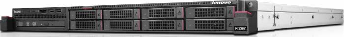 imagine 0 Server Lenovo ThinkServer RD350 E5-2620v3 noHDD 8GB DVD-RW Slim 3 ani garantie 1000019029