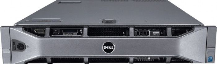 imagine 0 Server Refurb Dell PowerEdge R710 2xIntel Xeon X5650 2.66GHz-3.06GHz 48GB DDR3 ECC 2x450GB SAS15km Raid Perc6i Idrac 6 il_28204
