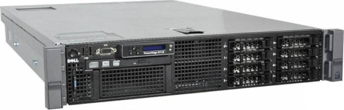 imagine 0 Server Refurbished Dell PowerEdge R710 2 x L5640 24GB 2 x 250GB SSD rfb_36285