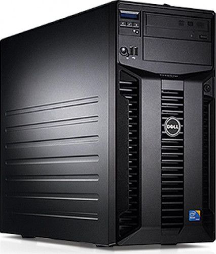imagine 0 Server Refurbished Dell T310 Tower Intel Xeon X3430 2.4GHz-2.8GHz 8GB DDR3 ECC Reg 2x1TB SATA Raid H200 idrac 6 il_28136