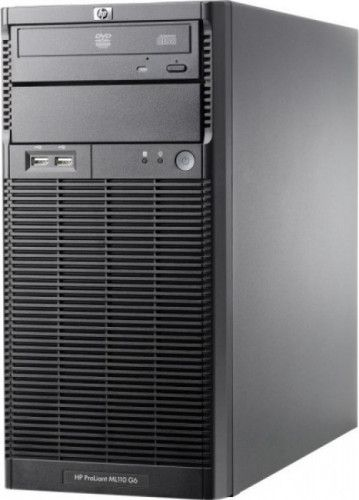 imagine 0 Server Refurbished HP ProLiant ML110 G6 Tower Intel Xeon X3430 2.40GHz 16GB DDR3 4x2TB SATA DVD-ROM PSU 300W il_22440