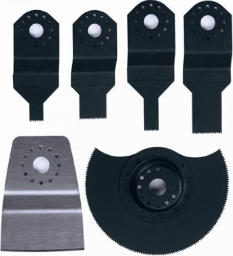 imagine 0 Set 6 capete Einhell pentru masina multifunctionala MG 180MG 200 EMG 220 E 4465010