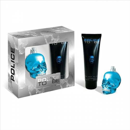 imagine 0 Set Police To be Man parfum si gel de dus 609361