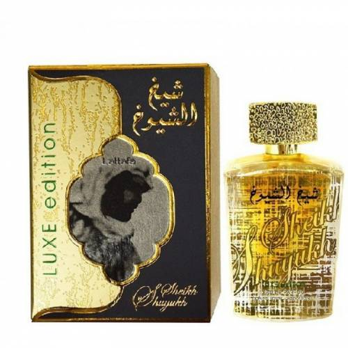 imagine 0 Sheikh Shuyukh Luxe ASpa de parfum arabesc barbatesc 100 ml ard089