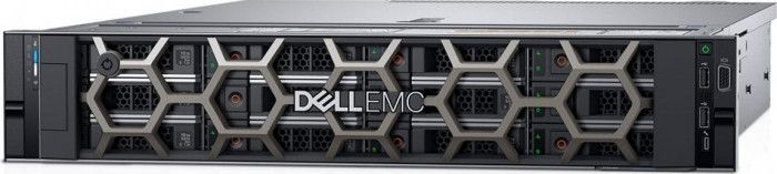imagine 0 Sistem Server Dell PowerEdge R540 Intel Xeon Cascade Lake Silver 4210 600GB 16GB Rack 2U PERC H730P Dual-Port 1GbE 1000032120