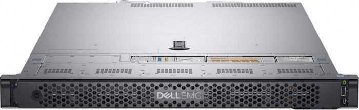 imagine 0 Sistem Server Dell PowerEdge Rack R440 Intel Xeon Silver Skylake 4110 600GB 16GB PERC H730P Dual-Port 1GbE On-Board LOM per44016g600g550w