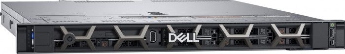 imagine 1 Sistem Server Dell PowerEdge Rack R440 Intel Xeon Silver Cascade Lake 4210 600GB 16GB PERC H730P 2GB Dual-Port 1GbE On-Board LOM per440cee05_4210_16gb-05
