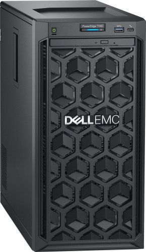 imagine 2 Sistem Server Dell PowerEdge T140 Intel Xeon Coffee Lake E-2134 2x4TB 16GB PERC H330 iDRAC9 3 ani garantie pet140cee03_2x4tb-05