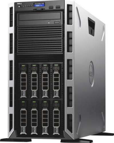 imagine 0 Sistem Server Dell PowerEdge T430 Intel Xeon Broadwell E5-2620 v4 120GB SSD 16GB PERC H730 Single Hot-plug PS 1+0 pet430c1-05