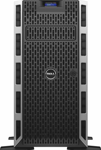imagine 2 Sistem Server Dell PowerEdge T430 Intel Xeon Broadwell E5-2620 v4 120GB SSD 16GB PERC H730 Single Hot-plug PS 1+0 pet430c1-05