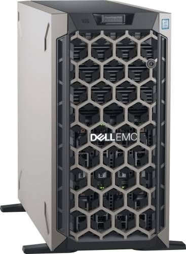 imagine 2 Sistem Server Dell PowerEdge T440 Intel Xeon Silver Skylake 4110 120GB 16GB iDRAC9 PERC H330 Dual Rank pet440cee01