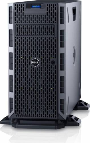 imagine 0 Sistem Server Dell PowerEdge Tower T330 Intel Xeon Kaby Lake E3-1230 v6 600GB 8GB PERC H730 1000031414