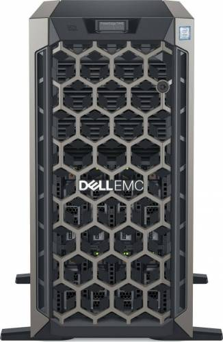imagine 1 Sistem Server Dell PowerEdge Tower T440 Intel Xeon Silver Skylake 4110 600GB 16GB iDrac9 PERC H730P pet440cee02_16g_600g-05