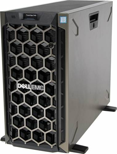 imagine 3 Sistem Server Dell PowerEdge Tower T440 Intel Xeon Silver Skylake 4110 4TB 32GB iDrac9 pet440cee01_32g_2x2tb-05