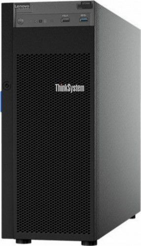 imagine 0 Sistem Server Lenovo ST250 Intel Xeon E-2124 noHDD 16GB RAM Matrox G200 DVD-RW PSU 550W No Os 7y45a02bea