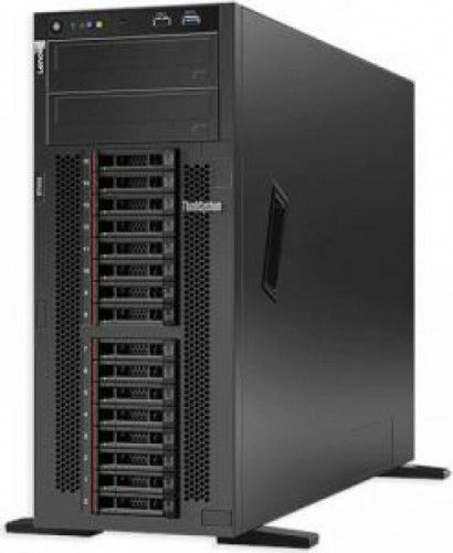 imagine 0 Sistem Server Lenovo ThinkSystem ST550 Intel Xeon Silver 4210 noHDD 16GB RAM Matrox G200 Raid 930-8i PSU 550W No Os 7x10a07gea