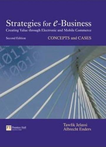 imagine 0 Strategies For E Business Concep and Cases 0273710288