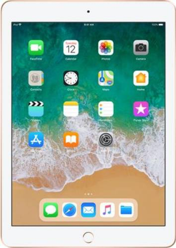 imagine 0 Tableta Apple iPad 9.7inch (2018) 128GB Wi-Fi Gold mrjp2hc/a